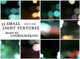 35 small light textures by lookslikerain