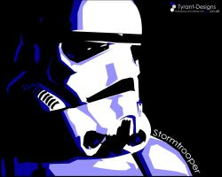 Stormtrooper by Tyrant-Designs