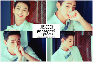 Ji Soo - photopack #03 by butcherplains