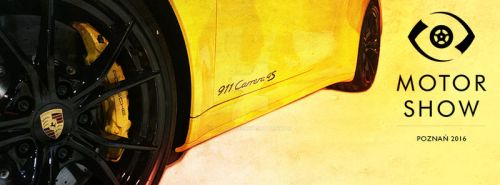 Motor Show Poznan 2016 FB cover by melon1992