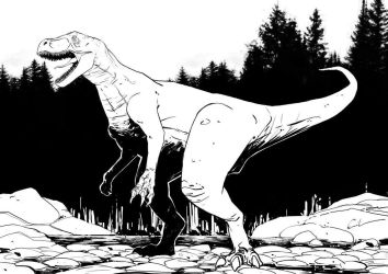 [INKTOBER 2015] 28 by Syrphin
