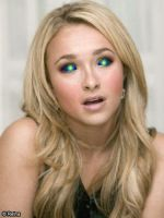 Hayden Panettiere Hypnotized by charcomb