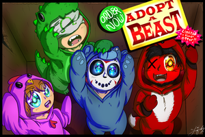 Adopt a Beast! by ImagineSilver