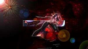League Of Legends Wallpaper Warring Kingdoms Katar by mortred039ex