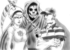 'Ultimate' Billy and Mandy by theEvilTwin