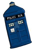 Tardis Time And Relative Dimensions in Space by BantamBB