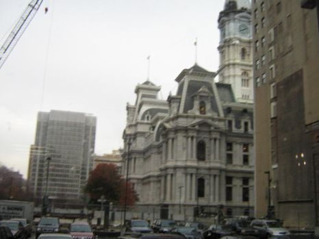Philly Trip. Scene 1 by kyra-of-darkness