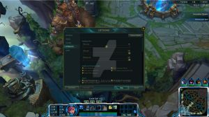 League of Legends Stream Overlay by GDIForces