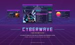 Cyberwave by umbrella-cakey