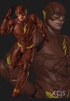 Injustice 2 The Flash by thePWA