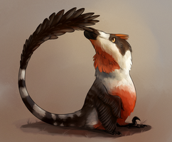 get them tail feathers [finished] by Etomo