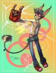 St. Jimmy collab by star234gurl