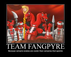 Team Fangpyre by DustingArt