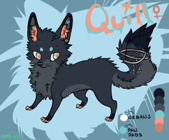 QUICK QUILL REFERENCE by MechanicalRaptor