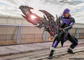 Oblivion Fate - Caius Ballad Cosplay Final Fantasy by LeonChiroCosplayArt