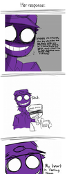FNAF - Mikecent Comic (Drawing RP) Part 10 by TimelessUniverse