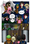 Team Spoopy - Page Seven by keh-arts