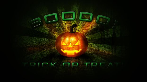 Trick or treat! by Cristian79