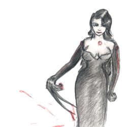 Lust and blood and stuff by prositen