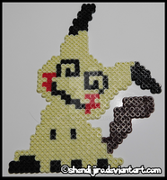 Mimikyu from Pokemon | Bead Sprite | DIY Video