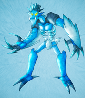 Ice Golem by gagaman92