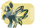 CLOSED - Flutteria Pony Adopt by neulreen