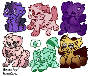 Kittydog Adopts (Open) by 0-MeadowMist-0