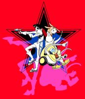 Space Dandy by VisualDiscord