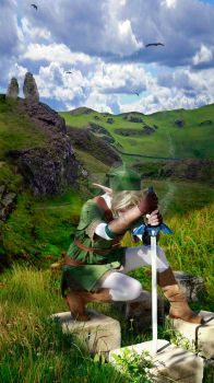 Mastering the sword by away-with-the-fae