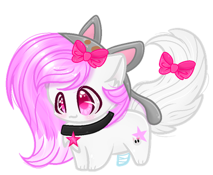.: Commission :. [[Star Kat Kitty]] by MLPCrystalHarmony