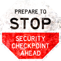 Check Point Prepare to Stop by MouseDenton