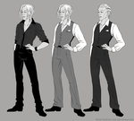 Outfits - Michael - Part I by Kota-Stoker