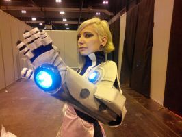 Genos Light by LuffySwan
