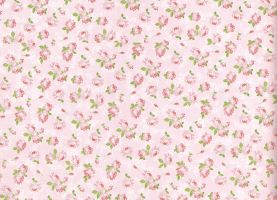 Rose print paper stock 3 by laurengee