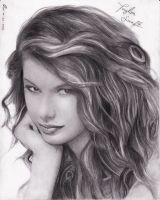 Taylor Swift by artechx