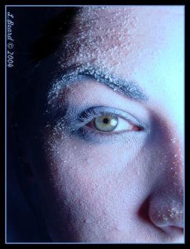 The Eye of The Ice Queen by Nsoroma79