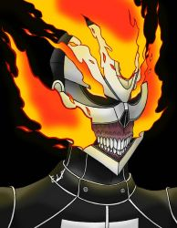 All-new Ghost rider by ChicoKawaii94