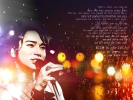 life is perfect with MatsuJun by elitejean