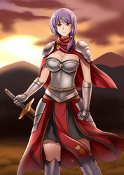 [CM] Armored Girl by The-Sinnerz