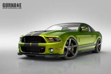 Ford Mustang GT500 by Gurnade