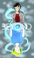 Pewdiepie plays Beyond: Two Souls by fluffkitten