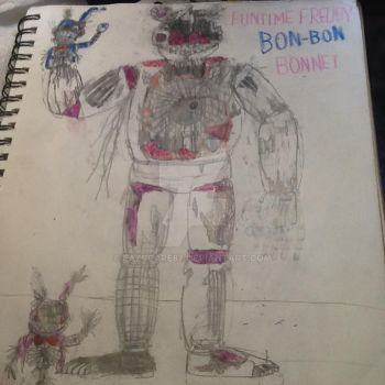 Old Funtime Freddy by Fazscare87