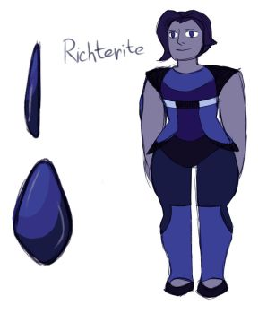 Richterite by Kota-tan