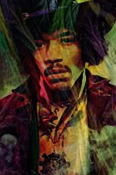 Jimmyhendrix by notebaard