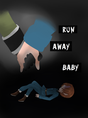 Run Away Baby ((GermanyxItaly)) Happy End by