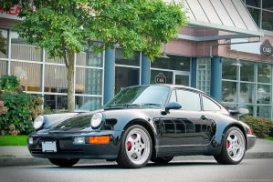 964 Turbo by SeanTheCarSpotter
