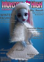 MH-Fashiondolls Cover - 02/2013 - Abbey by IceBluemchen