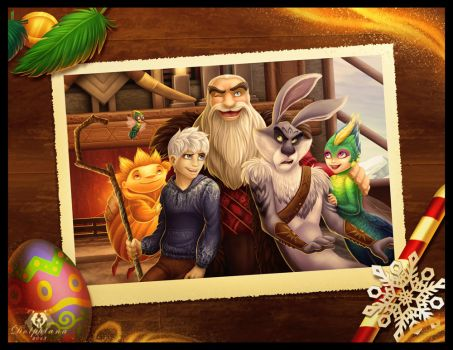 RotG - Picture Perfect by DolphyDolphiana