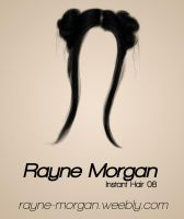 RM - Instant Hair 08 by RayneMorgan