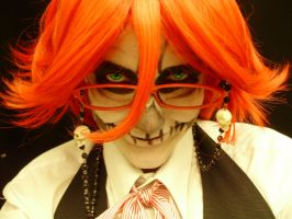 Skeletons on Parade- Grell Sutcliff by pervyyaoifancier